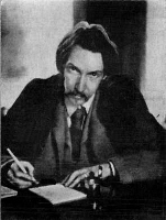 Image of Robert Louis Stevenson