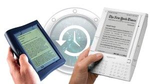 E-book futures