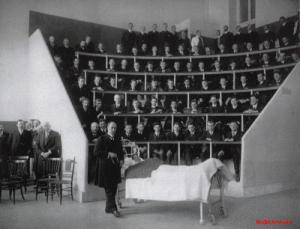 McGill medical lecture theatre