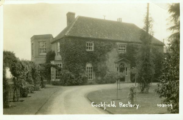 cockfield-rectory