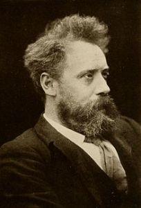 William Ernest Henley became a key agent in Stevenson's transatlantic network .